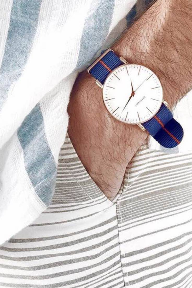 10 Affordable Alternatives to Men's Designer Watches