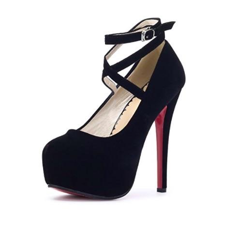 ankle-strap-black-pumps