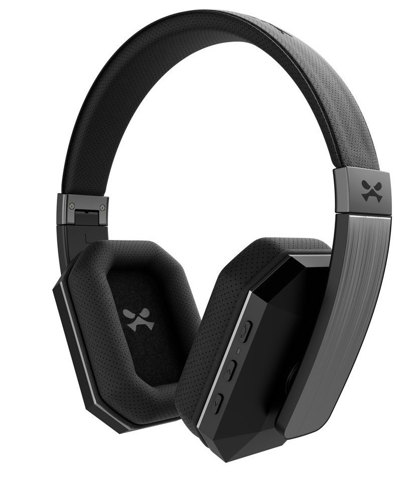 bluetooth-black-and-silver-headphone-set