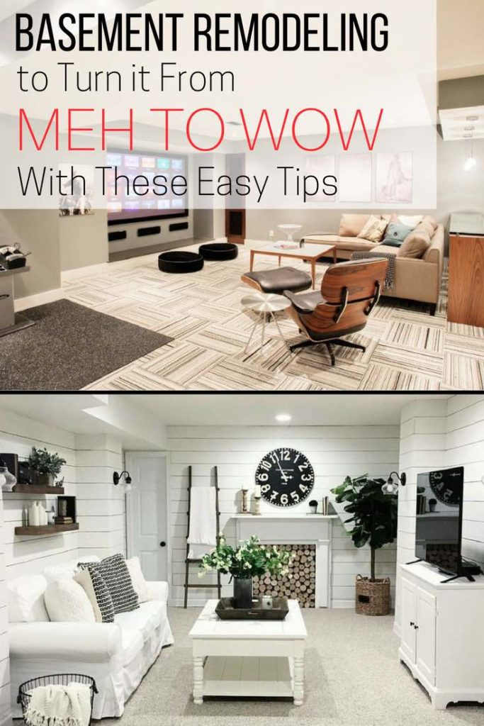 Basement Remodeling Ideas Guide To Turn It From Meh To Wow The New Basement Remodeling Ideas Pictures Property