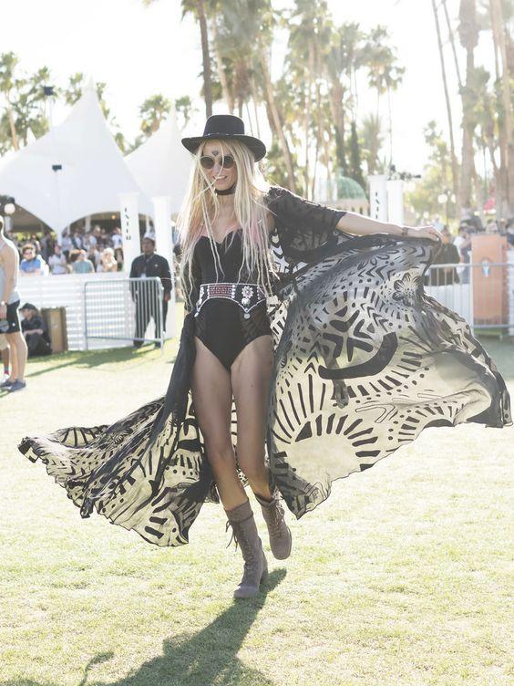 Boho kimono, Coachella style, Boho fashion, Coachella accessories, Coachella looks, Coachella fashions