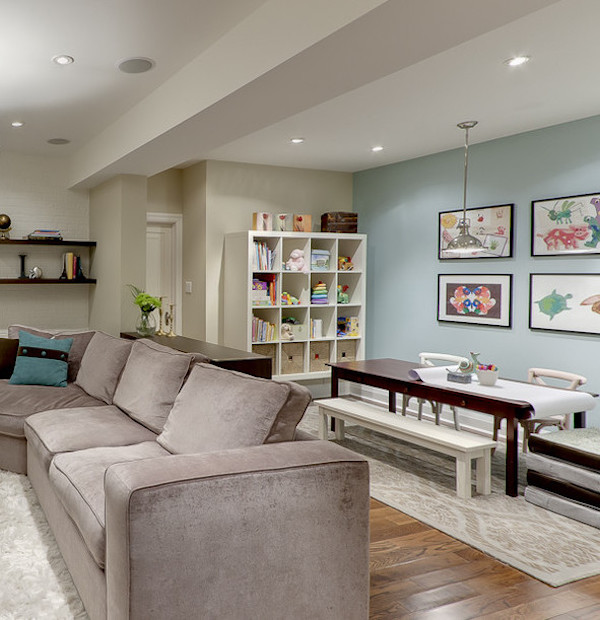 Basement Remodeling Ideas Guide To Turn It From Meh To Wow The Awesome Basement Remodeling Designs Painting