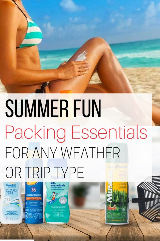Summer fun, Summer ideas, summer activities, healthy skin, skin care products, skin care tips_pin