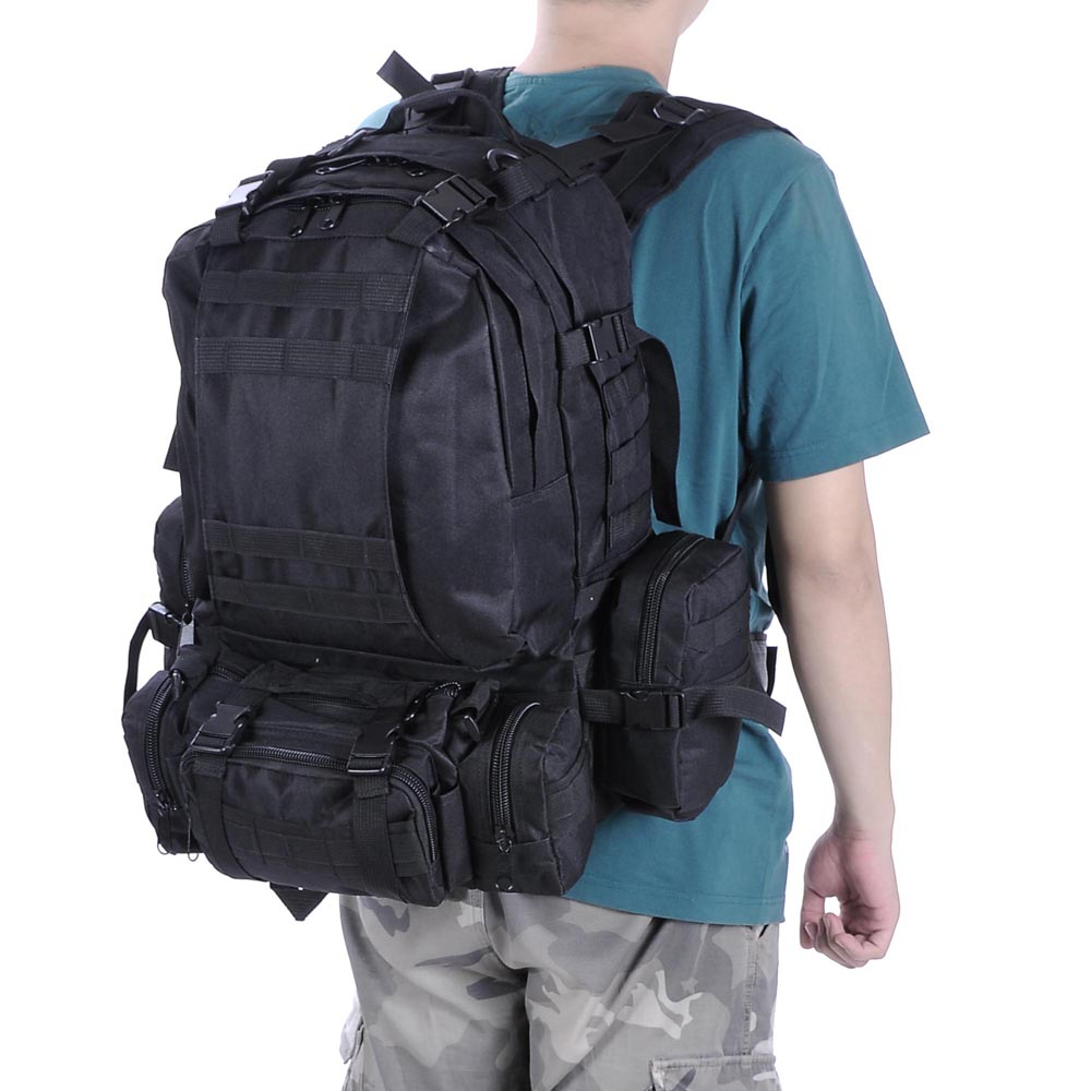Camping military grade backpack