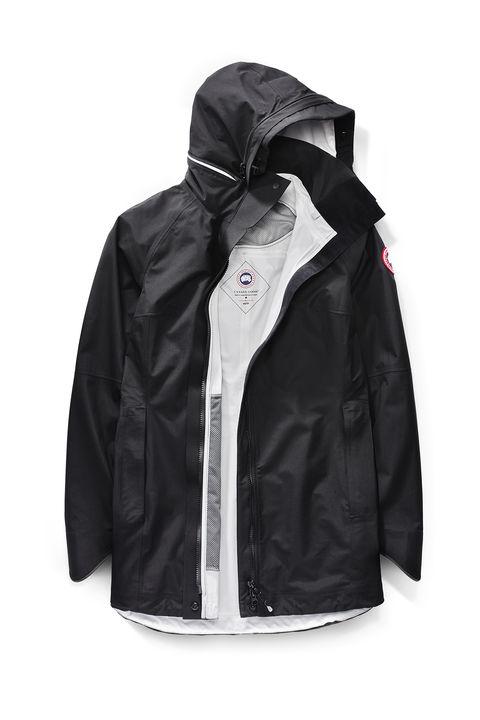 Canada Goose Hayward Shell spring coat