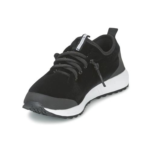 Coolway velvet sneakers
