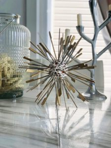 DIY a Stunning Sea Urchin With a Few Dollars
