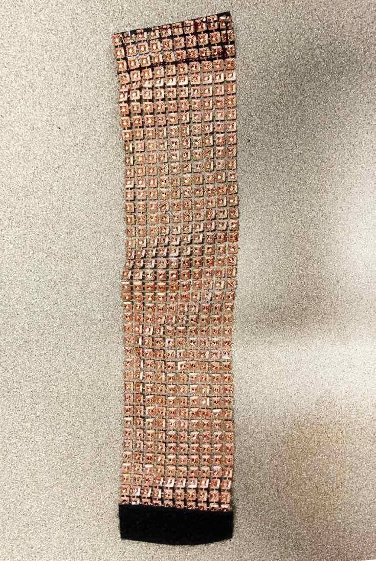 DIY bling strap_flat