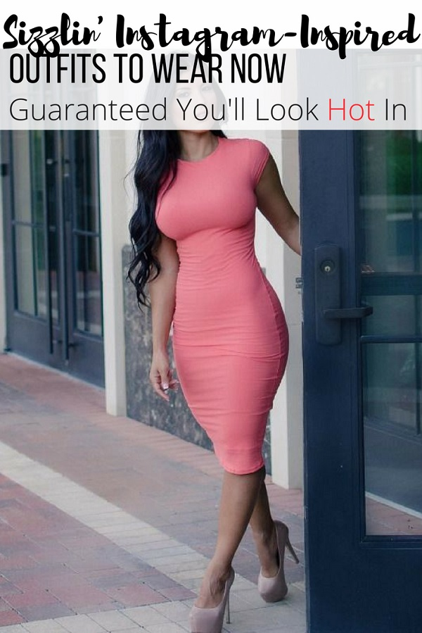 Instagram outfit, Bodycon dress, summer outfits, summer dress
