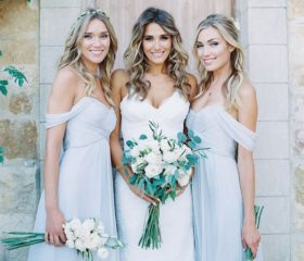 Chic Yet Affordable Dresses For Bridesmaids