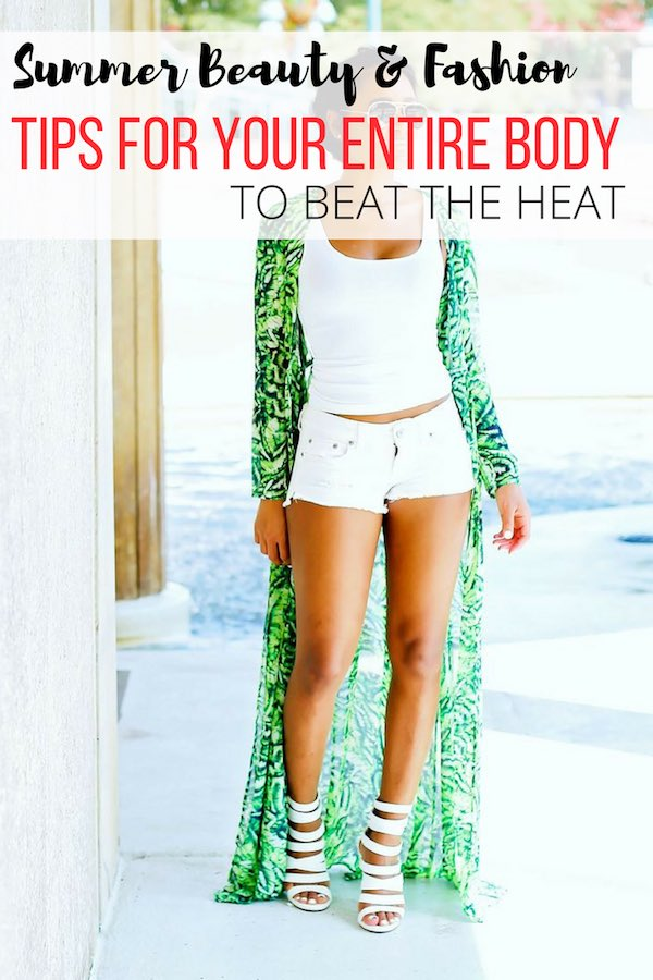 Summer tips, summer hair, summer beach hair, summer skin, summer routine, summer fashion, summer beauty_pin