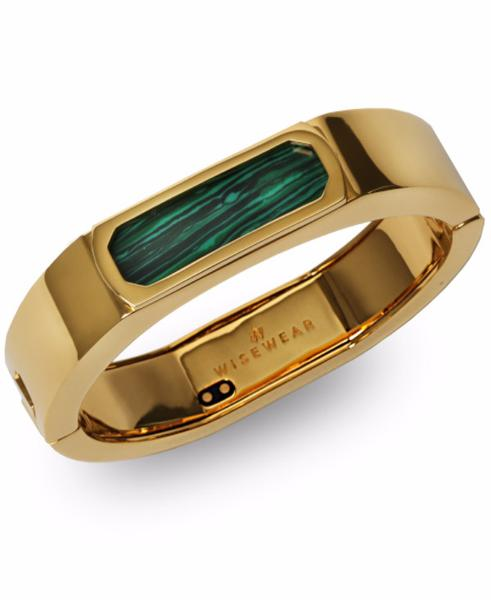Wise Wear Socialite Collection Duchess in gold smart bracelet