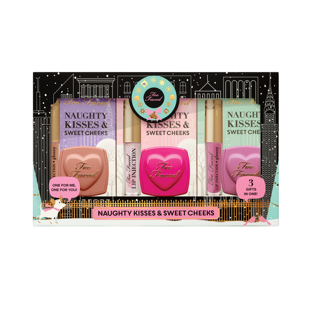 Too Faced Naughty Kisses Sweet Cheeks