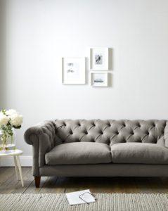 Furniture makeover, Furniture DIY, Furniture refinishing, furniture restoration, upholstery DIY, upholstery fabric, uphostery sofa, upholstery projects, cotton fabric