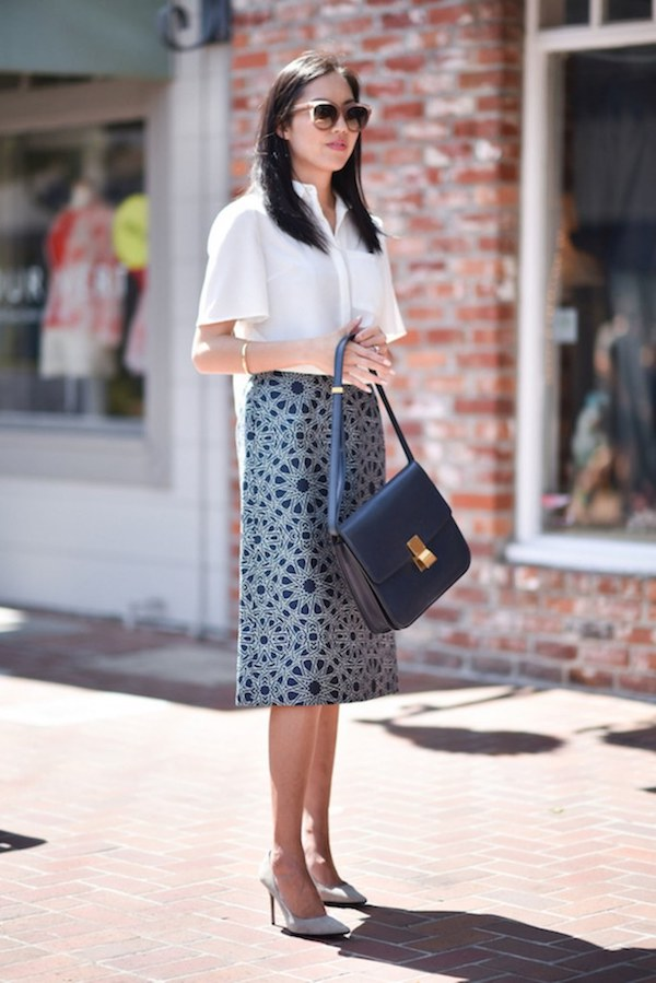 Printed office clothes, Office outfit women, Summer office outfit, Trendy office outfit, Fall office outfit, Chic office outfit, Classy office outfit