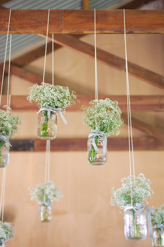 Wedding decoration ideas you can easily replicate the wardrobe stylist hanging vases wedding decoration ideas wedding decorations on a budget diy wedding decorations junglespirit