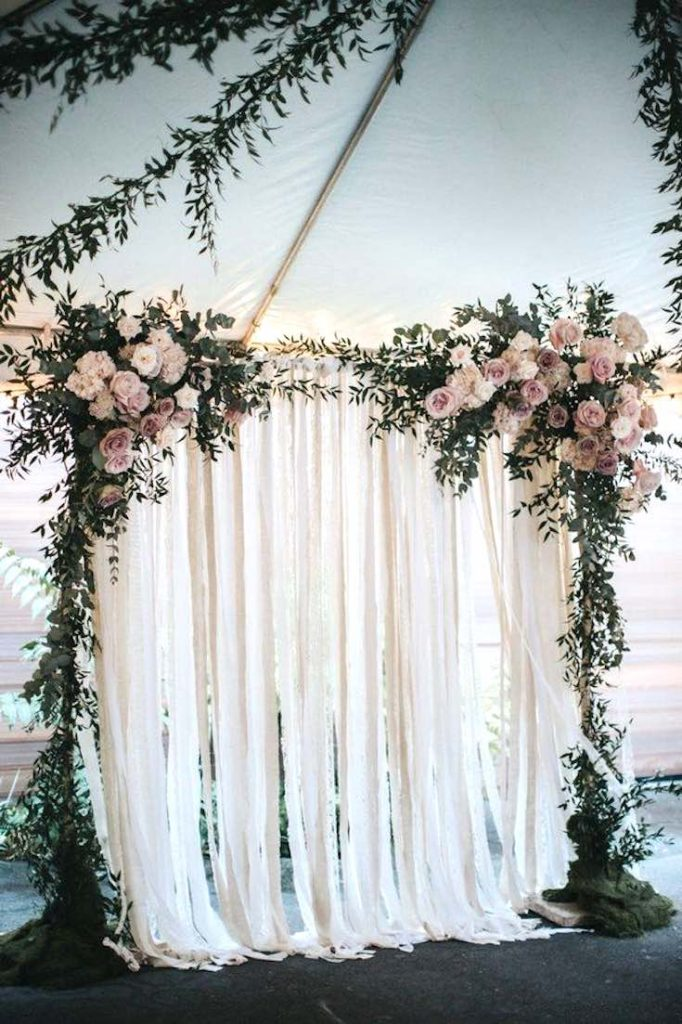 boho wedding backdrop Wedding decoration ideas Wedding decorations on a budget DIY Wedding & Wedding Decoration Ideas You Can Easily Replicate u2013 The Wardrobe Stylist