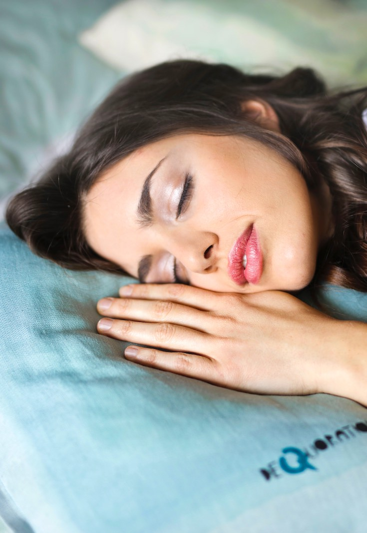 How to Sleep Better & Feel Rested in The Morning