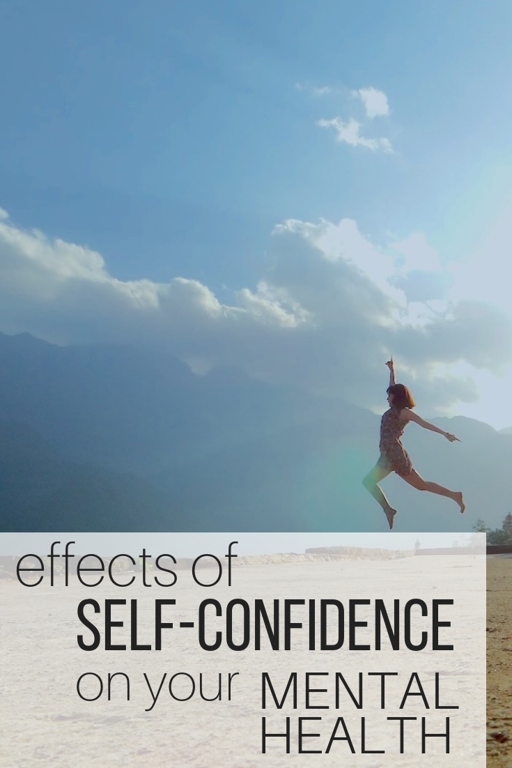 Effects of Self-Confidence on Your Mental Health, woman jumping in the air_pin