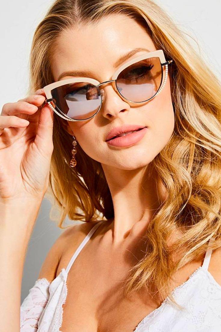 Guess Vera cateye sunglasses