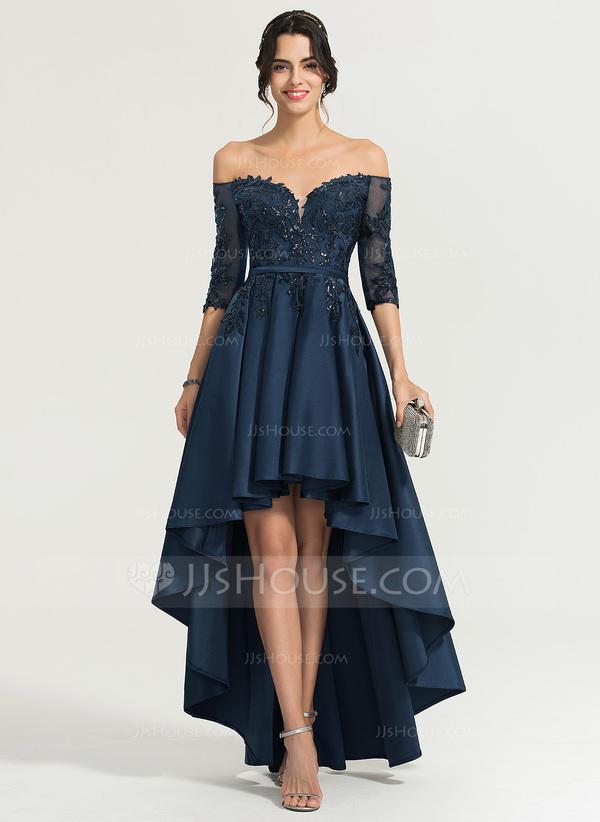 Teal blue bridesmaid dress
