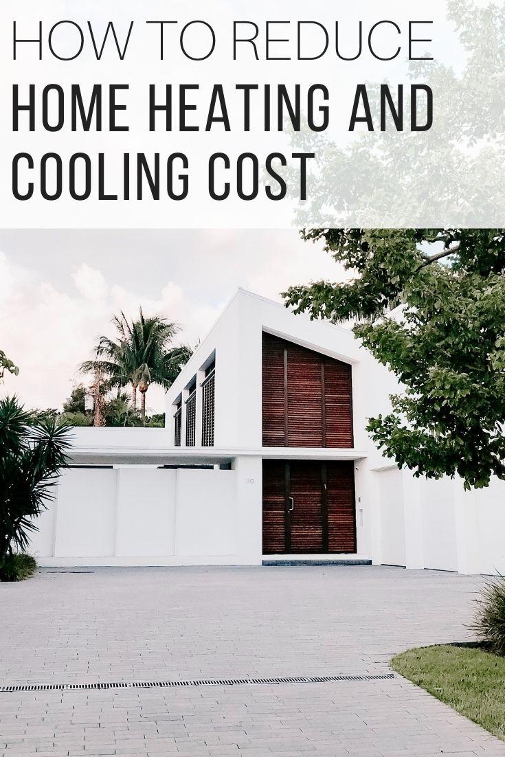 Como Reduzir o Custo de Aquecimento e Resfriamento Doméstico_Pin