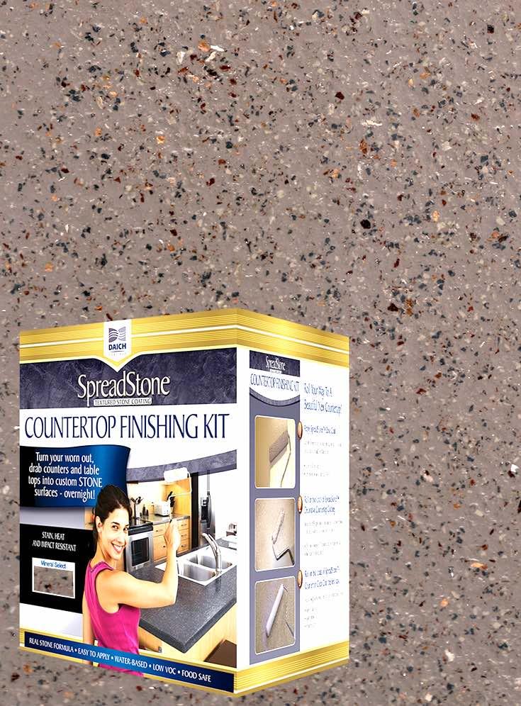 Stone coating kit