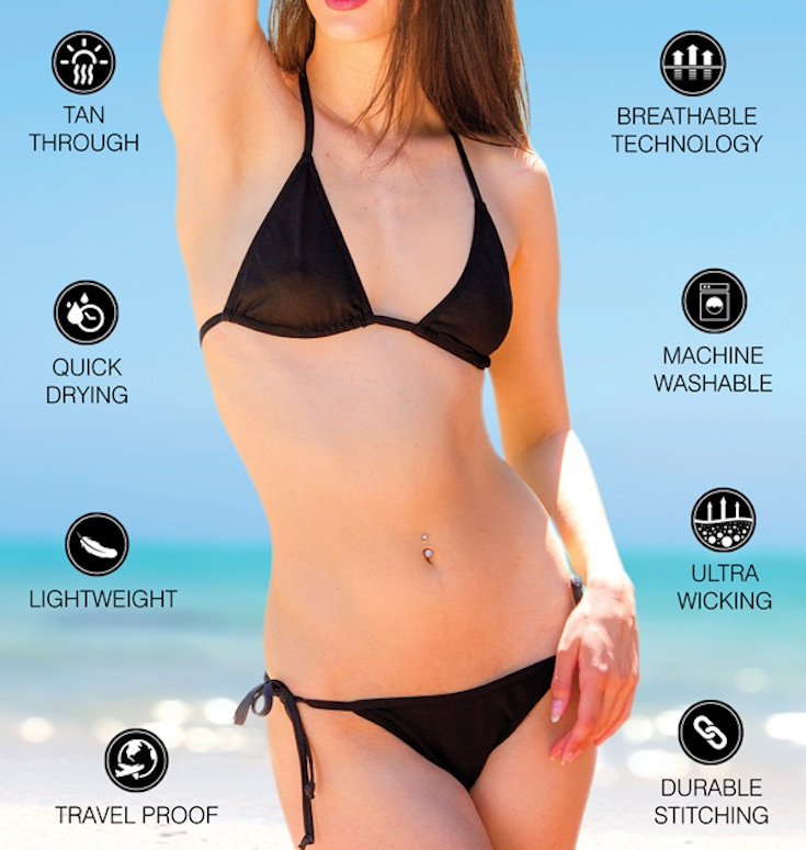 TanThrough Hot Swimwear