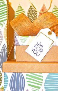 Gift ideas for men, gift boxes