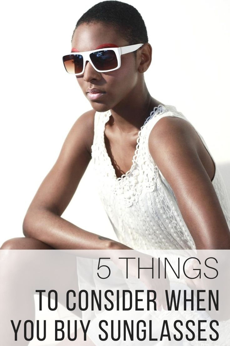 5 Things to Consider When You Buy Sunglasses_Pin