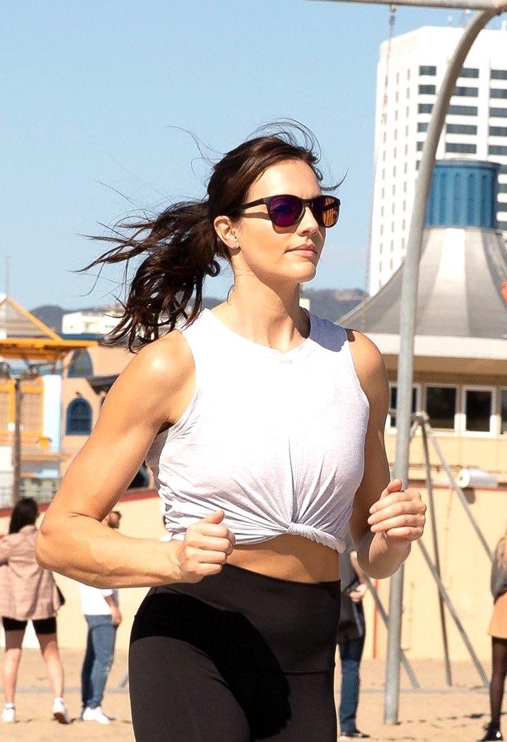 Ryder Eyewear, woman running outdoor