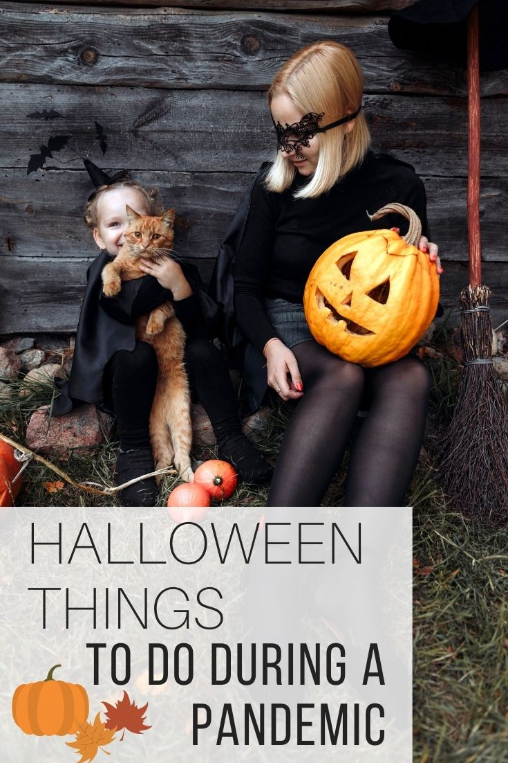 Halloween Things To Do During a Pandemic_Pin