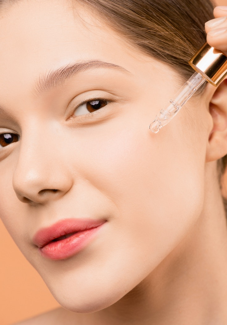Skincare treatment for youthful skin