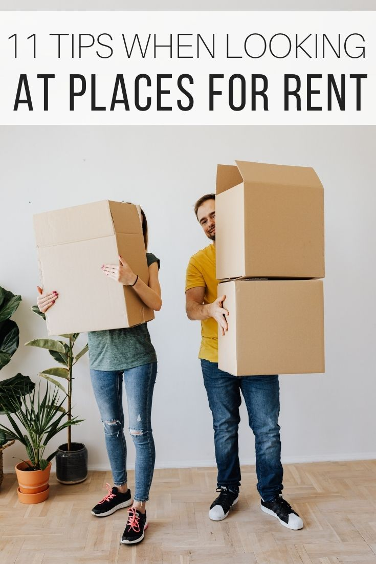 11 Tips When Looking At Places For Rent_Pin