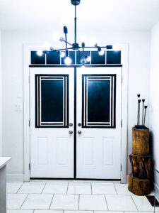 DIY Your Interior Steel Door Into a Pinterest Worthy Pin