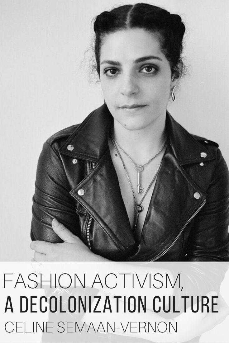 Fashion Activism, a Decolonization Culture_Pin