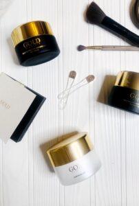 Gold Elements creams, Truffle eye cream