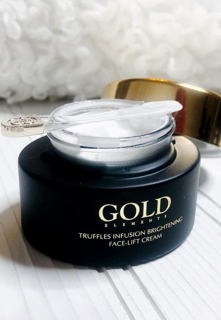 Truffle facelift cream, Gold Elements