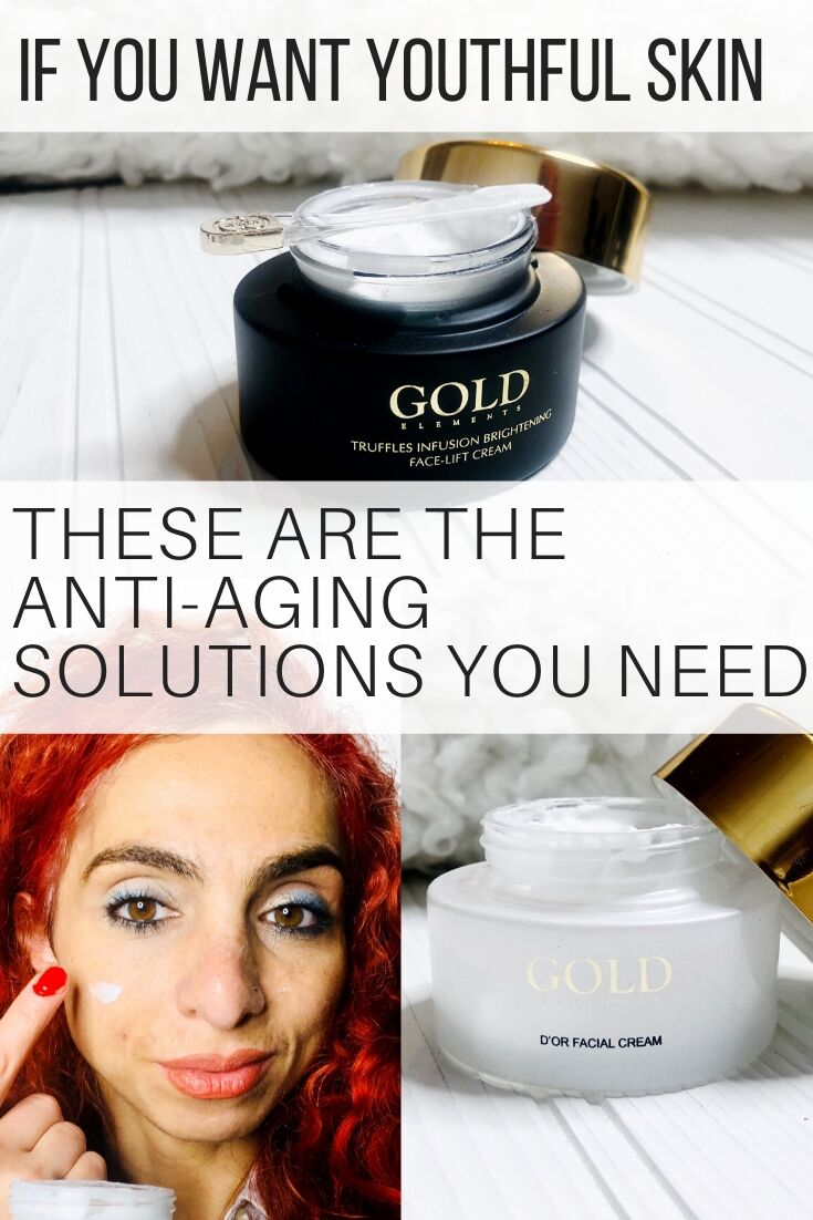Youthful Skin Anti-aging Solutions_Pin