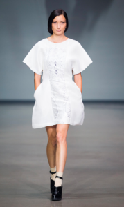 BANN by Brit Wacher SS14 at Montreal Fashion Week