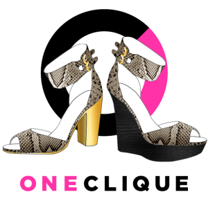 One Clique 1 shoe created with 2 different heels