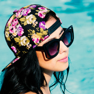 Genuine by Anthony floral hats