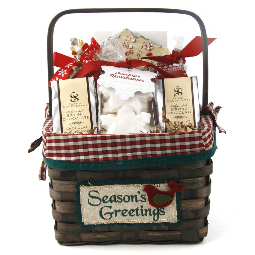 Chocolate Heaven gift basket