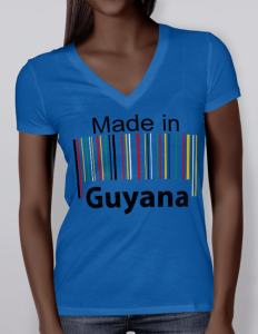 Made in Guyana t-shirt