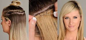 Hair extensions the secret to beauty the wardrobe stylist weaving in hair extensions pmusecretfo Image collections