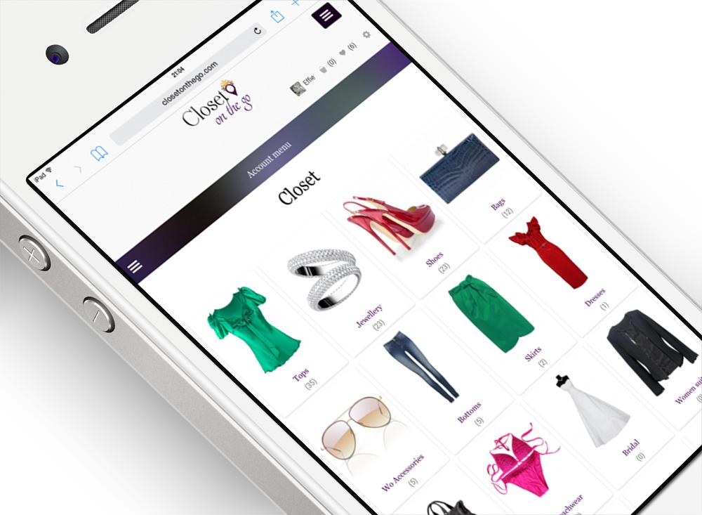 Closet on the Go women's online closet