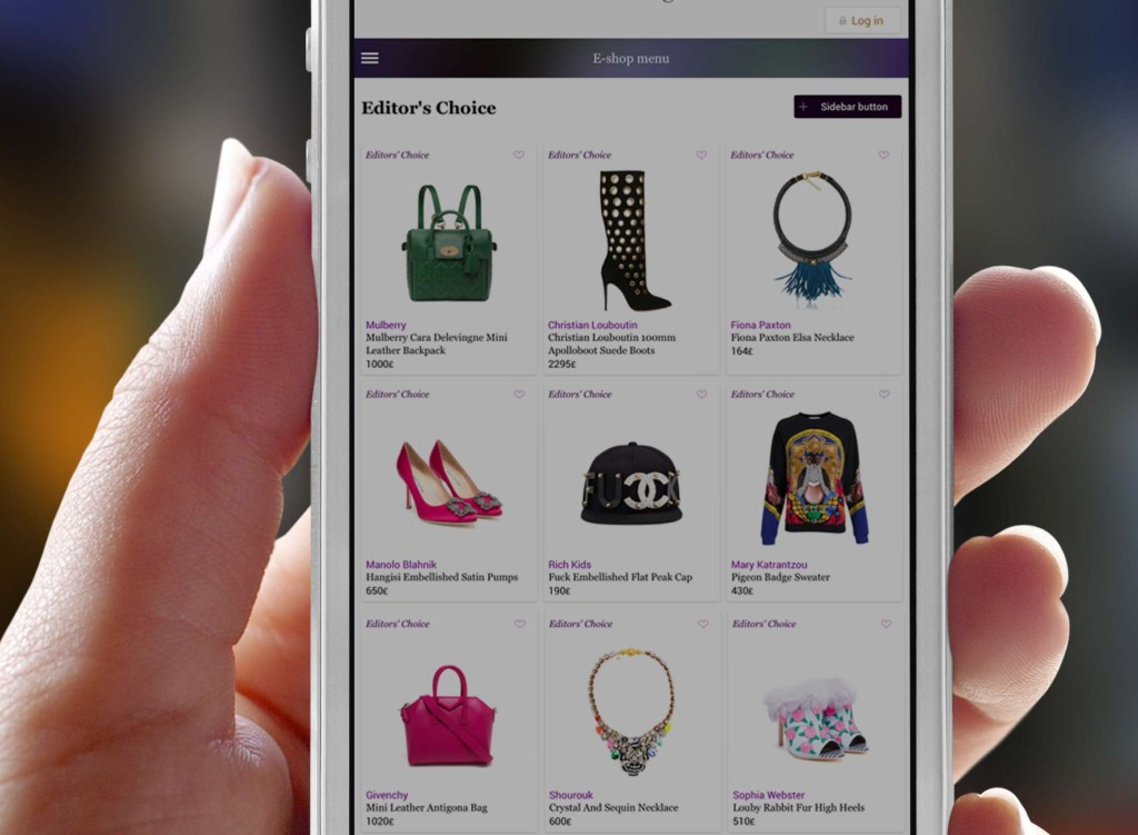 Become your own personal stylist with Closet on the Go e-shop