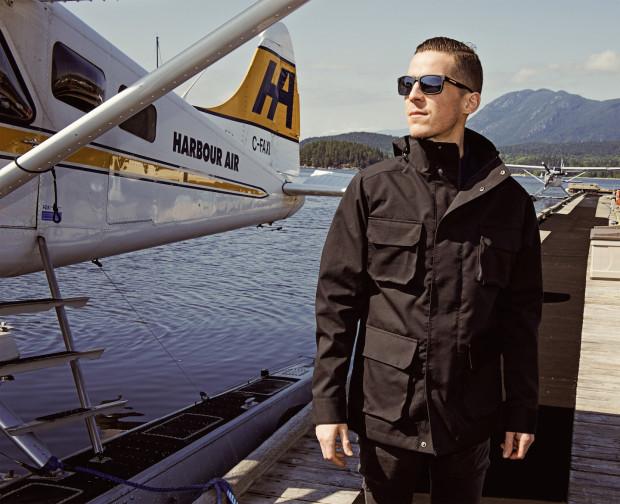 One Man outerwear jacket