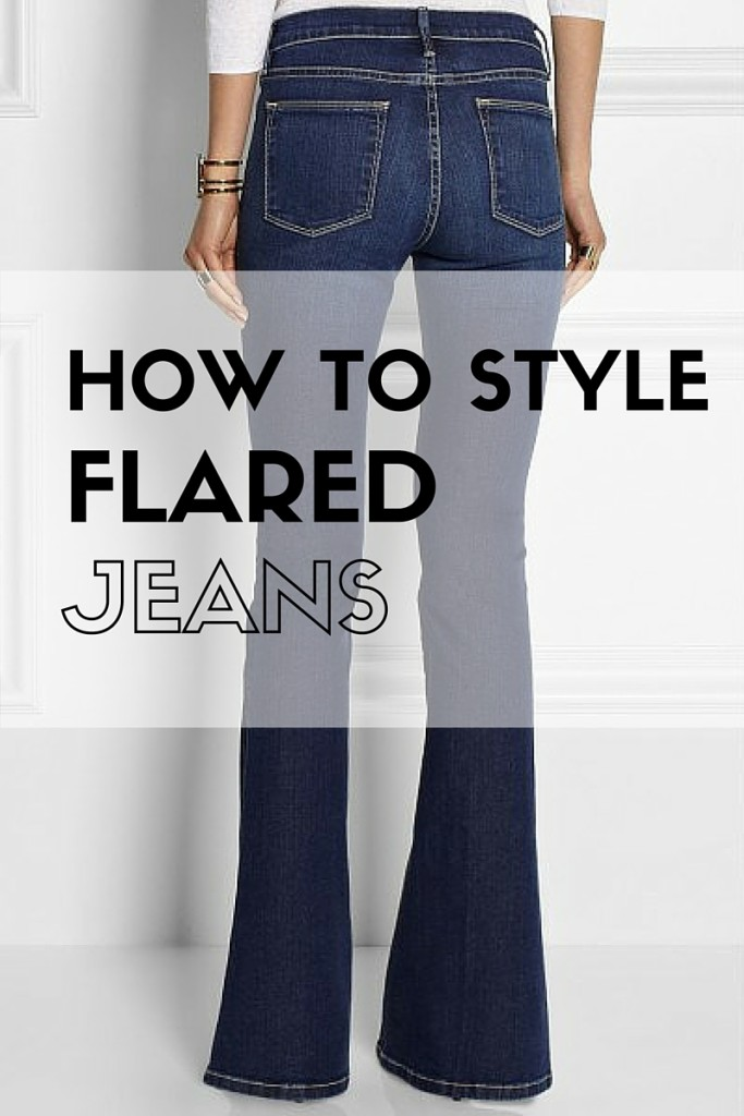 Fashion Guide How To Style Flared Jeans The Wardrobe Stylist