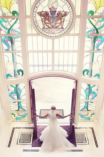 Valencienne bride